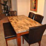 Dining table in condo at Bahama Bay Resort Orlando Florida