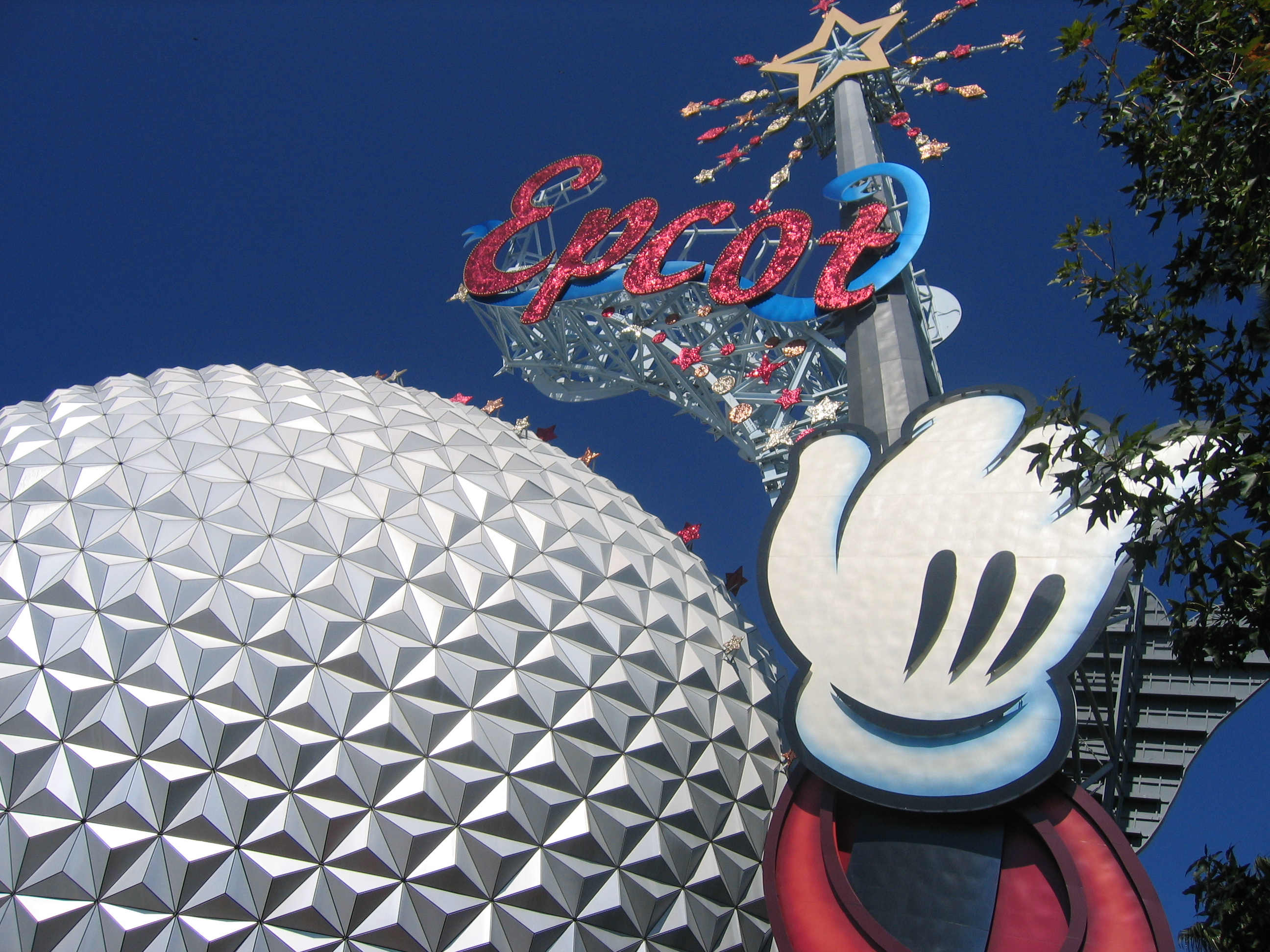 Book your Florida vacation and visit EPCOT