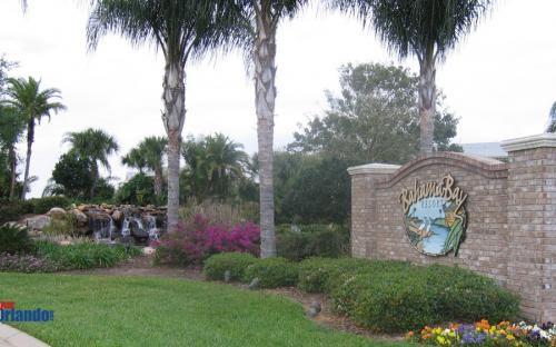Entrance at Bahama Bay Resort & Spa Orlando Florida