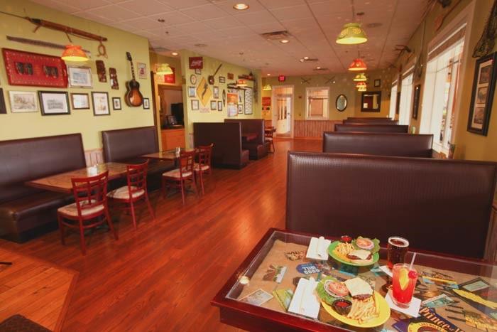 Tradewinds restaurant at Bahama Bay Resort & Spa Orlando Florida