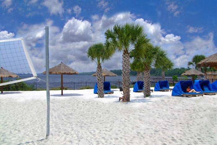Beach At Bahama Bay Resort Spa Orlando Florida