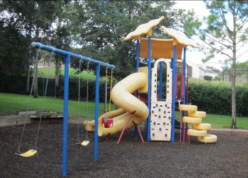 Kiddy play park at Bahama Bay Resort & Spa Orlando Florida